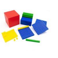 BLOQUE BASE 10 PLAST. 121 PZAS L56-121
