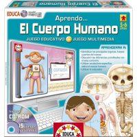 APRENDO EL CUERPO HUMANO E. 14247