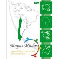 SET MAPAS MUDOS DE CHILE Y CONTINENTALES