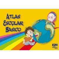 ATLAS ESCOLAR BÁSICO + CUADERNO DE TRABAJO