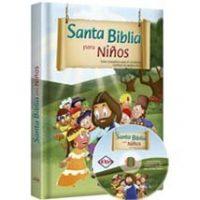 Santa Biblia para Niños + DVD (Evangélica)