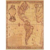 Mapas Antiguos Pequeños - 3 Modelos