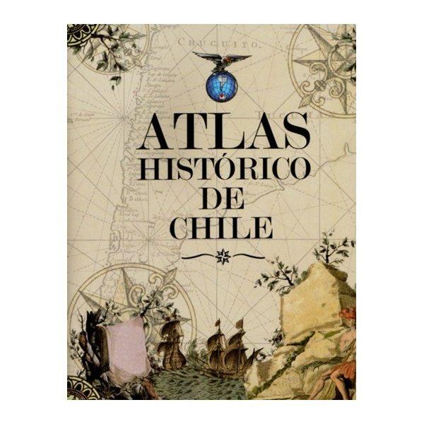 Resultado de imagen para atlas histórico de chile