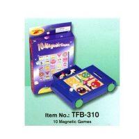 10 JUEGOS MAGNETICOS TFB-310 (20-80)