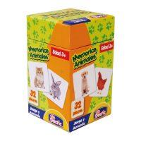 Memorice Animal Carton