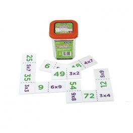 Domino Multiplicacion 28pzs