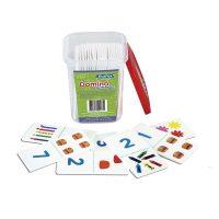 Domino Numeros 28pzs