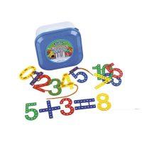 Ensarte Numeros y Simbolos Plastico
