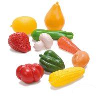 Frutas y Verduras 10pzs