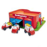 Centro de Emergencia 4pzs