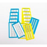 TABLA EJERCICIO MULTIPLICACION 12 UN. 11x20CM.39364 (50-100)