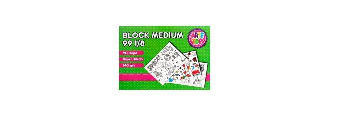 Blocks de dibujo