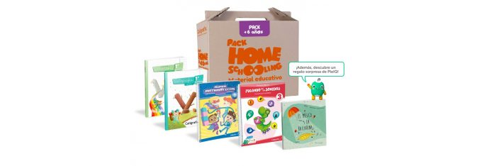 Pack Homeschooling